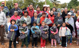 Apoya Dif Cajeme A Habitantes De Comunidades Rurales Con Cobijas