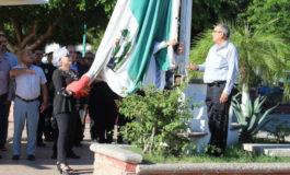 Conmemoran el 197 Aniv de la independencia de México