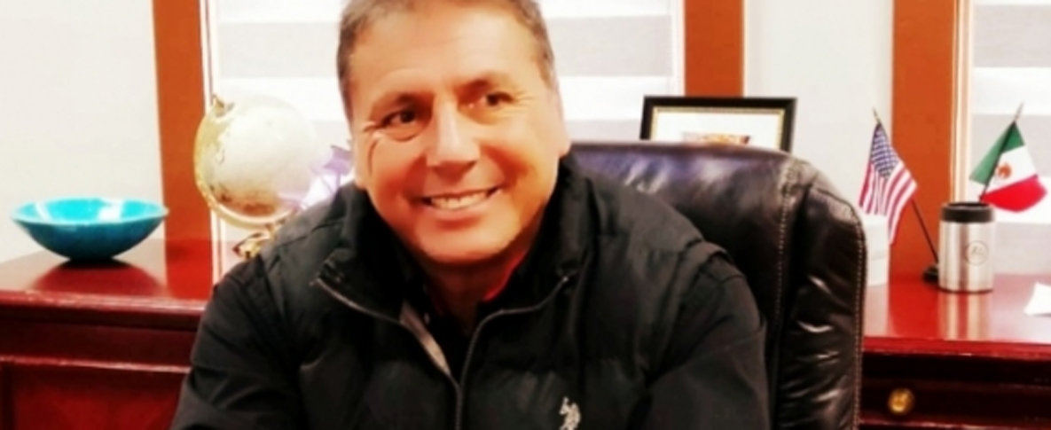 Eduardo Quiroga hace un balance a 100 días de trabajo, no da tregua, 2019 año de retos