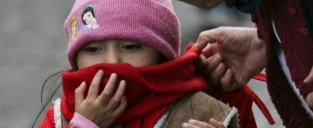 Llama Protección Civil a extremar precauciones por posible frente frío No. 23