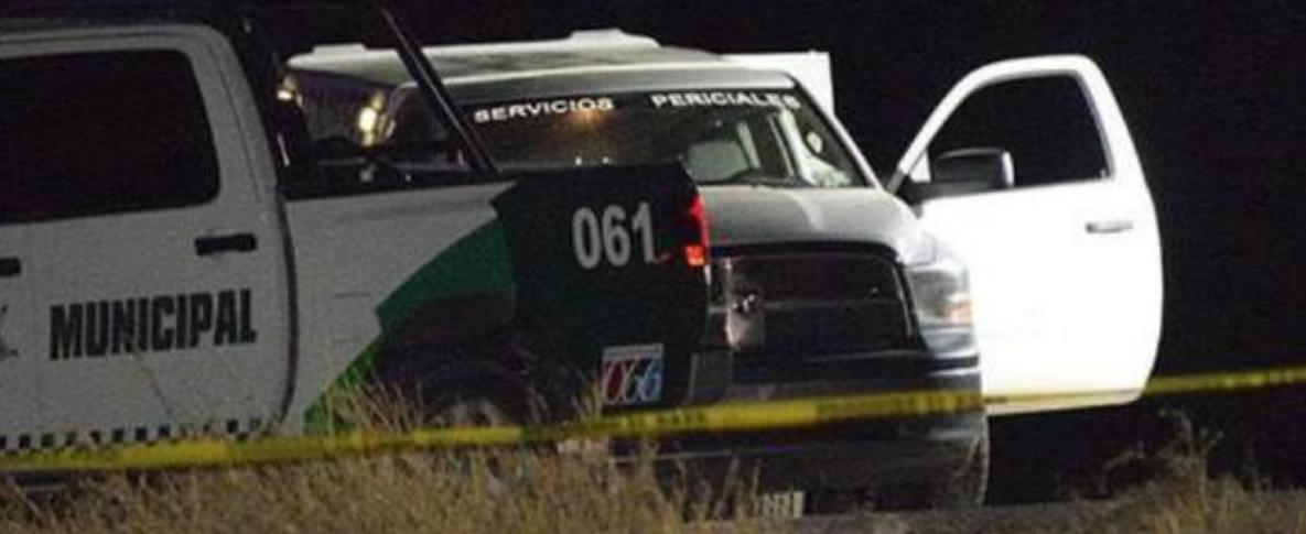 Hallan 4 cuerpos estrangulados y atados de pies y manos en canal cercano a Pueblo Yaqui