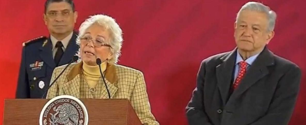 Congelan cuentas a huachicoleros. López Obrador: Sabotearon ducto