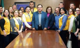 Reconoce Alcalde Labor Social Del Club De Leones