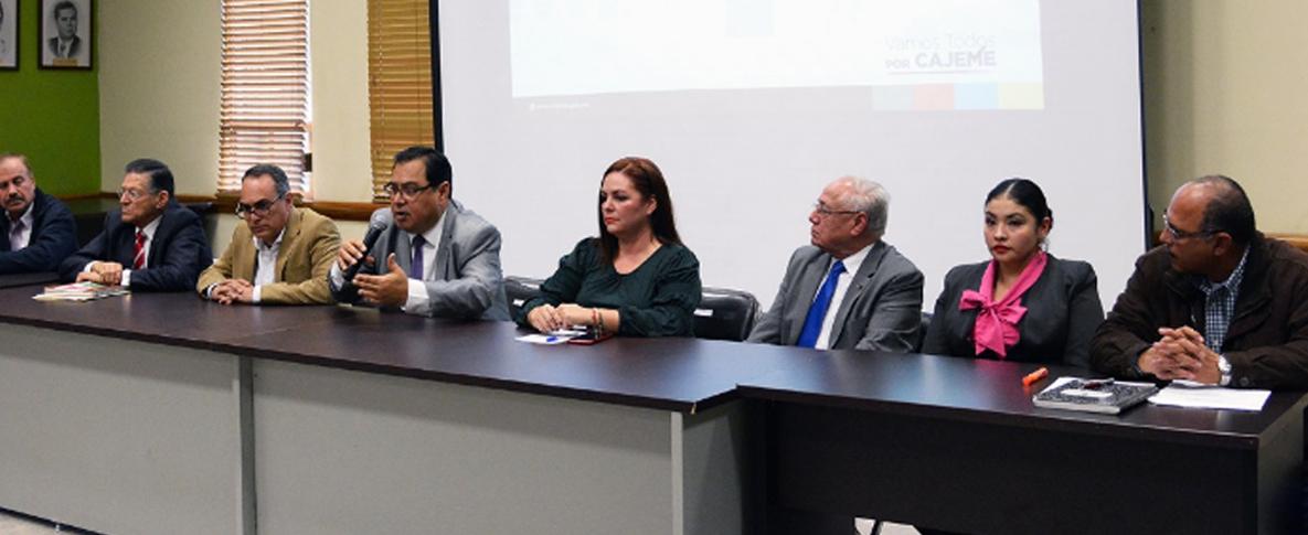 Presenta Alcalde avances Plan Municipal de Desarrollo2019-2021