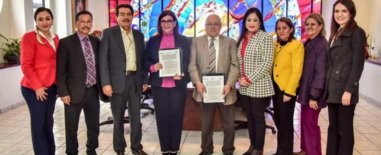 Trabajará Dif Cajeme Y Universidad La Salle Noroeste Por La Comunidad