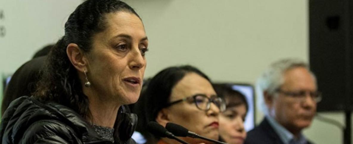 Llaman a escalonar carga de gasolina; Sheinbaum impulsa propuesta