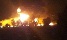 Sigue subiendo el número de muertos por explosión de gasolina en Tlahuelilpan