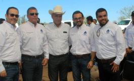 Asiste Ramon Díaz al proyecto Fuerza Mayo-Yaqui