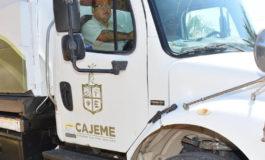 Mejoran Unidades Para Eficientar El Servicio De Barrido De Calles En Cajeme