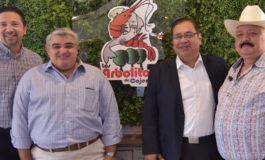 Pondera Alcalde Apertura Internacional De Restaurant Los Arbolitos De Cajeme