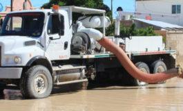 Aplica Gobierno municipal 3.2 MDP en obras de infraestructura hidráulica afectadas por tormentas tropicales