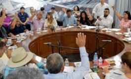 Aprueban en sesión ordinaria de Cabildo compra de Patrullas para Seguridad Pública y recinto para Primer Informe de Gobierno
