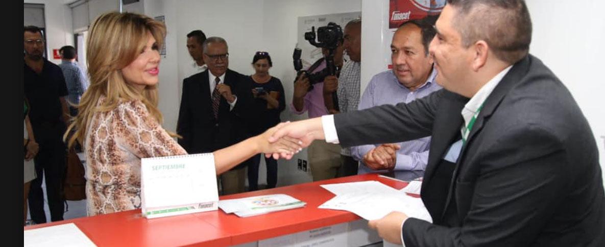 Impulsa Gobernadora que Infonacot llegue a más trabajadores