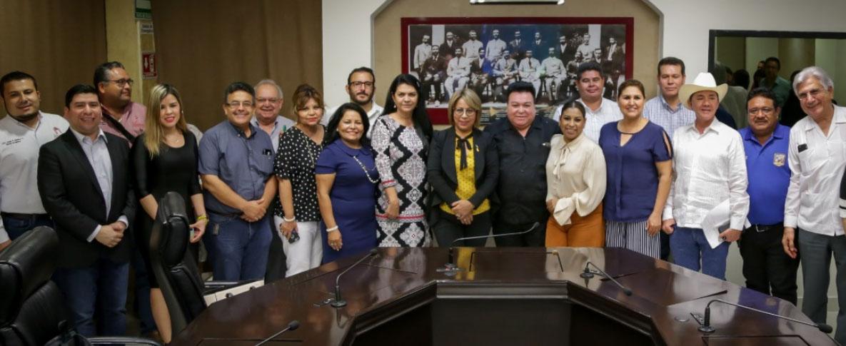 Realiza Grupo Parlamentario De Morena Observaciones A La Propuesta De Proyecto Catastral Para Diversos Ayuntamientos Para El Ejercicio Fiscal Del Año 2020