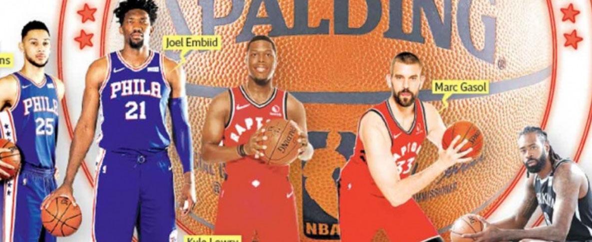 Desafío al rey; Raptors defiende el trono de la NBA