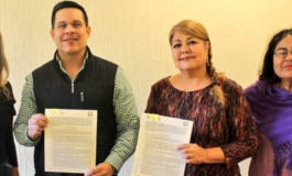 Firman convenio de colaboración CECyTE Sonora y CIAD