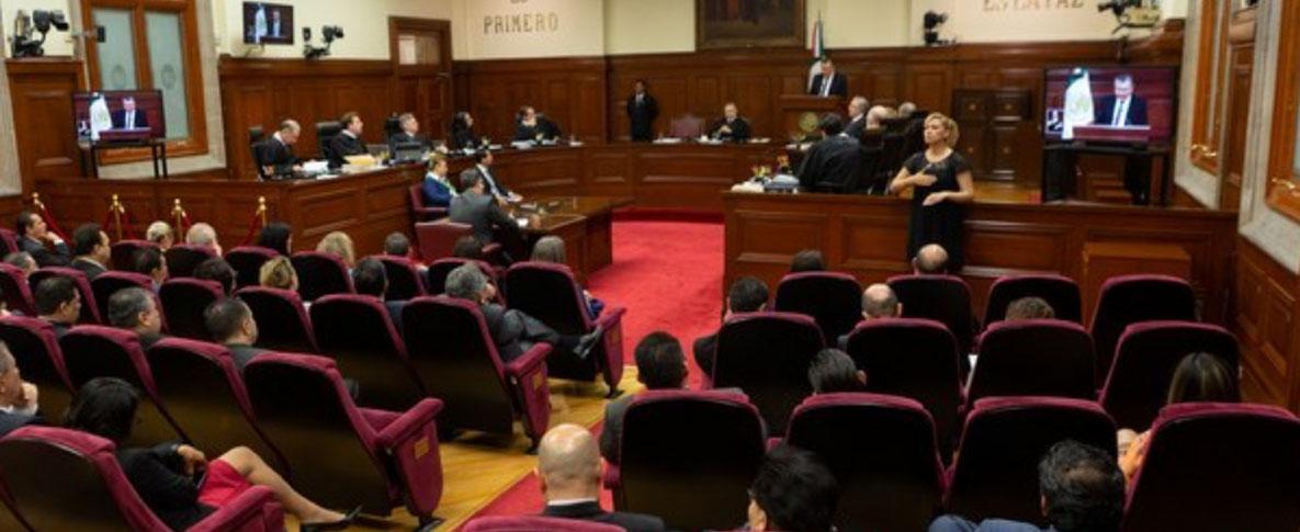 Aspirantes a la Corte serán «cercanos a la ley, no al poder»: AMLO