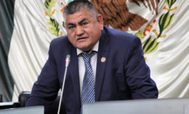 Nombran por unanimidad al diputado de MORENA, Martín Matrecitos Flores, Presidente de la mesa directiva