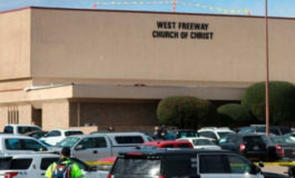 Atacante de iglesia en Texas era conocido por feligreses