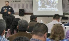 Acuerdan SSPM Y SEC Implementar Un Plan De Trabajo De Seguridad Para Escuelas