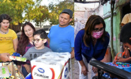 Llevan Alcalde Y Funcionarios Alegría A Niñas Y Niños De Escasos Recursos