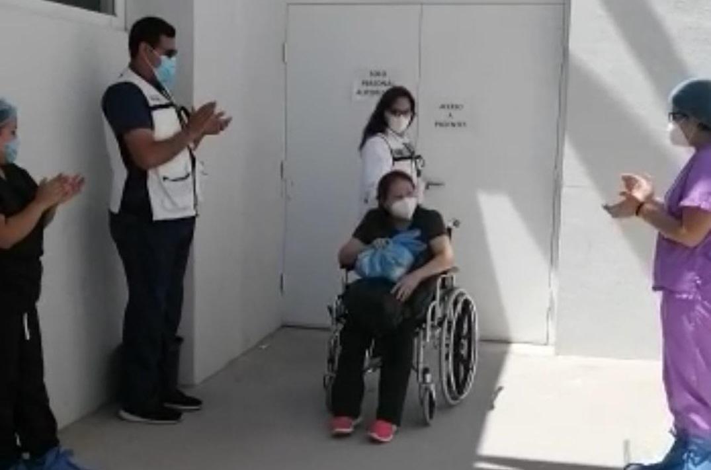 Se recuperan tres pacientes más de Covid-19 en Magdalena