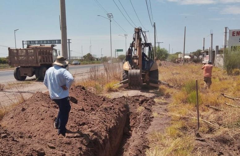 COADYUVA MARISCAL ALVARADO EN LA CONSTRUCCIÓN DEL MÓDULO DE HOSPITALIZACIÓN COVID EN CIUDAD OBREGÓN