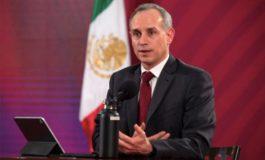 México supera los cuatro mil casos de COVID-19 en un día