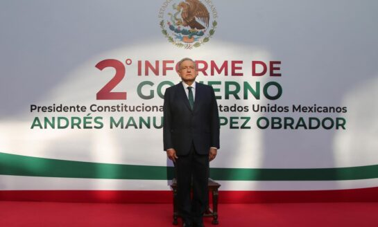 SECRETARIA DE GOBERNACIÓN ENTREGA SEGUNDO INFORME DE GOBIERNO AL CONGRESO DE LA UNIÓN