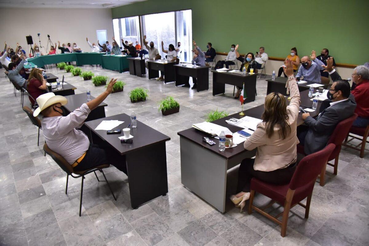 APRUEBA CABILDO SEGUNDO INFORME DE GOBIERNO DE LA ADMINISTRACIÓN MUNICIPAL 2018-2021