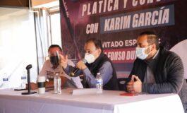 """""""Poncharemos al  crimen"""": Alfonso Durazo"""