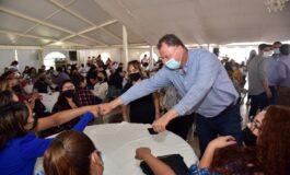 """Menos gasto del Gobierno, más apoyo a mujeres trabajadoras: """"Borrego"""" Gándara"""