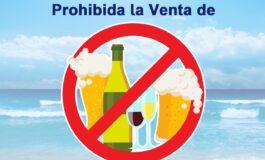 Prohibida Venta de Alcohol en Playas de Huatabampito