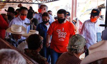 Navojoa pide seguridad a Ricardo Bours