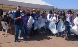 30 contenedores de plástico y más de 8 mil bolsas biodegradables fueron gestionadas y donadas para mantener Playas más Limpias