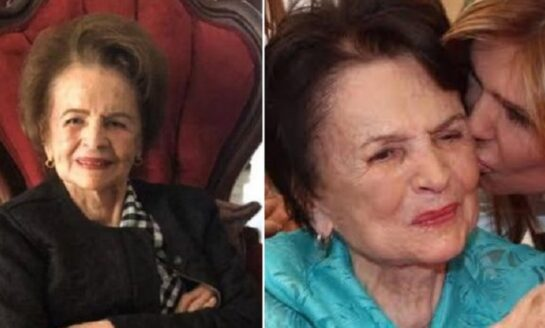 Fallece Alicia Arellano Tapia, pionera en la política del país y madre de la Gobernadora de Sonora.