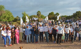 "Respaldan las Comunidades de Baburo, Buiyarumo y Navobaxia a Ramón ""El Chavalo"" Díaz"