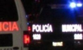 DETIENEN AGENTES A SUJETO POR  PRESUNTA PORTACIÓN DE ARMA PROHIBIDA