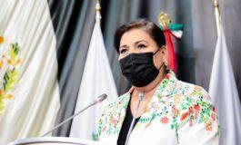 IMPULSA DIPUTADA MANCHA ORNELAS CERTEZA JURÍDICA PARA HABITANTES DEL EJIDO CRUZ DE PIEDRA DE EMPALME.