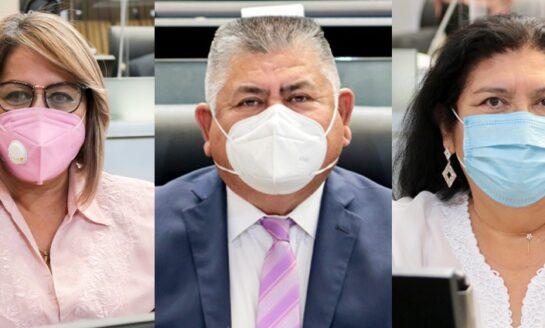 DICTAMINAN EN COMISIONES INICIATIVAS DE LEGISLADORES DE MORENA.