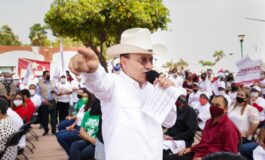 Vamos a limpiar el Isssteson: Alfonso Durazo