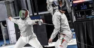 Natalia Botello gana el  quinto lugar mundial juvenil de esgrima