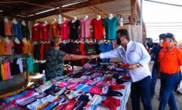 Apoyaremos a los pequeños comerciantes: Ricardo Bours