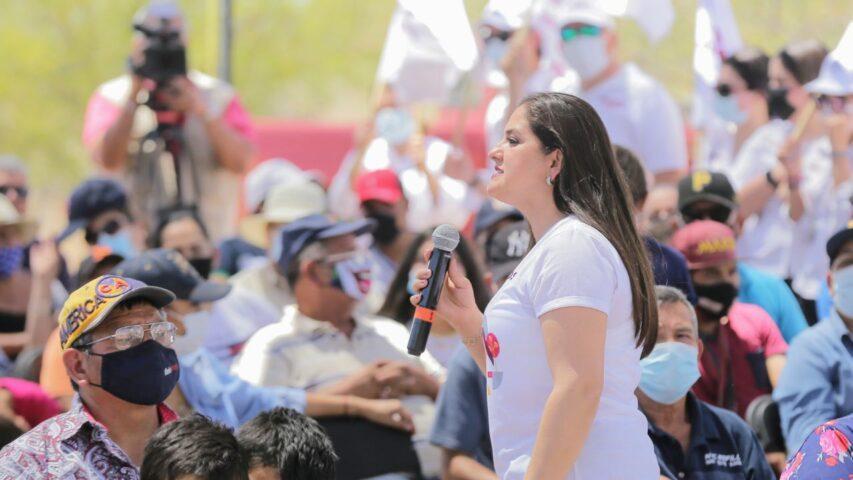 Gobernamos para el pueblo y no para enriquecernos: Celida López