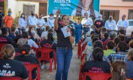 CAJEME TENDRÁ MAYOR  INFRAESTRUCTURA: ANABEL ACOSTA