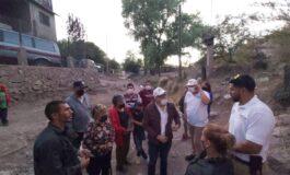 Atenderá Gim Nogales problemas de la colonia Lomas de Nogales 2
