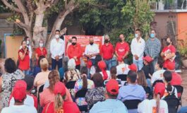 Mis compromisos en campaña, serán una realidad cuando seamos gobierno: Rodolfo Lizárraga candidato a la Presidencia Municipal de Guaymas.