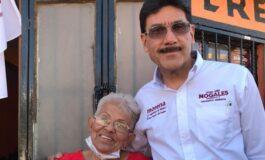 Colinas del Sol otorga apoyo total a Gim Nogales