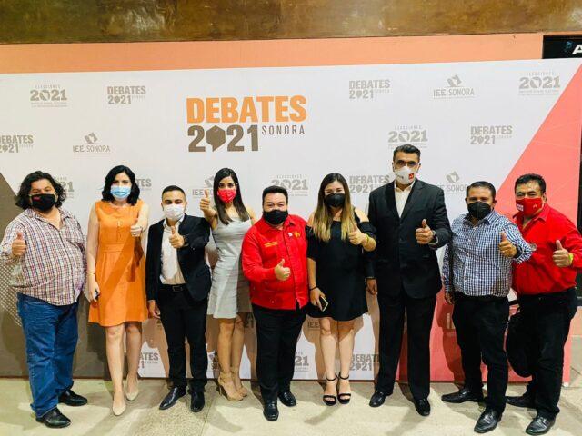 Rodolfo Lizárraga, el rotundo ganador del Debate
