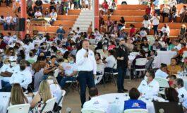 """Salud digna para Sonoyta, compromiso del """"Borrego"""" Gándara"""